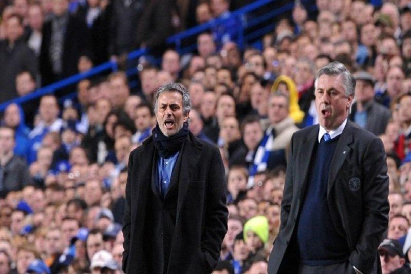 Không chỉ còn là cuộc chiến riêng của Tottenham vs Everton mà còn là màn đấu trí giữa Carlo Ancelotti và José Mourinho.