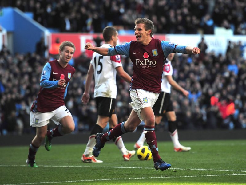 Marc Albrighton, Aston Villa