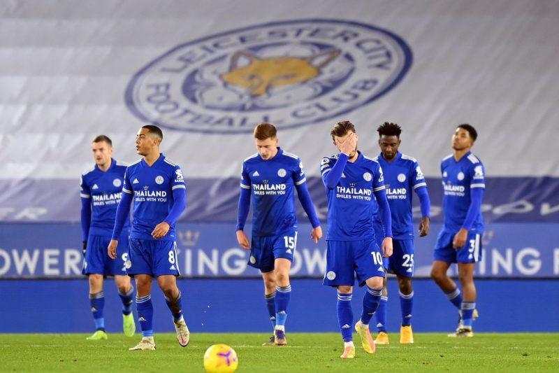 Leicester không thực sự ổn định ở mùa giải này