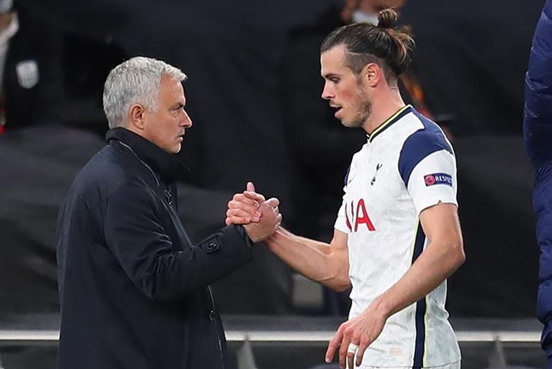 Mourinho muốn đẩy Bale trở về Real Madrid sau khi mùa giải năm nay kết thúc