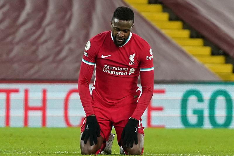 Hàng công của Liverpool thực sự đã chơi không tốt