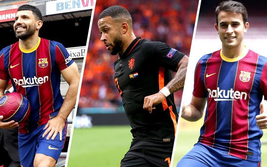 3 tân binh chất lượng của Barca vẫn chưa được phép đăng ký