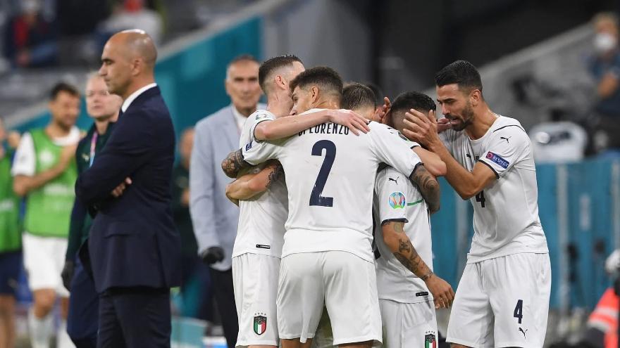 Thể lực là bài toán quan trọng cần lời giải của tuyển Ý trước trận chung kết EURO 2021